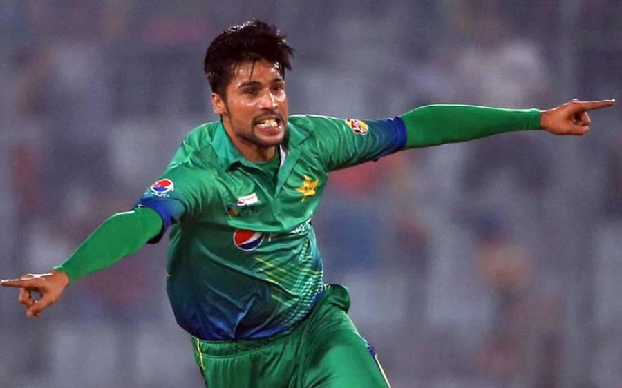 محمد عامر کو بالآخر وہ خوشخبری مل گئی جس کا انہیں شدت سے انتظار تھا، تفصیلات ایسی کہ پاکستانی شائقین کرکٹ بھی سکھ کا سانس لیں گے کیونکہ ۔ ۔ ۔