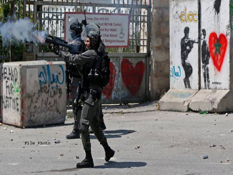 فلسطینی بچوں کو قتل کرنے کی ہدایات اعلیٰ سطح سے دی جاتی ہیں:اسرائیلی فوجی جنرل کا اعتراف