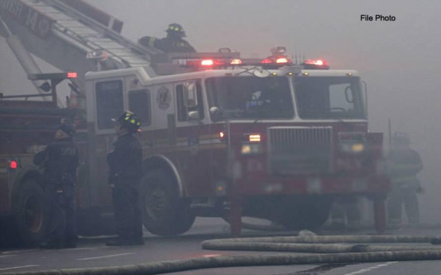 چین،میوزک سینٹر میں آتشزدگی، 18 ہلاک،5زخمی