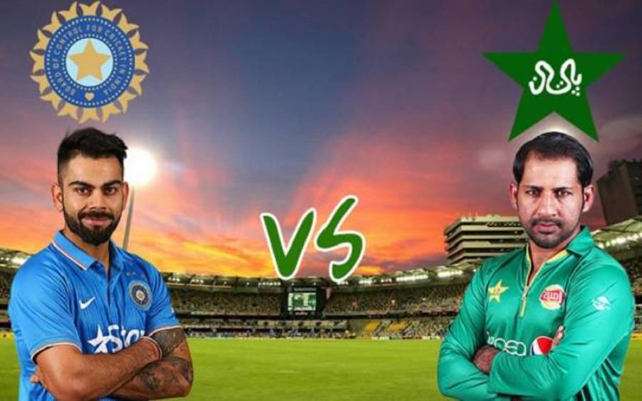 ورلڈ کپ2019،پاکستان اور بھارت کا میچ 16جون کو کھیلا جائے گا:نجی اخبار کا دعوی