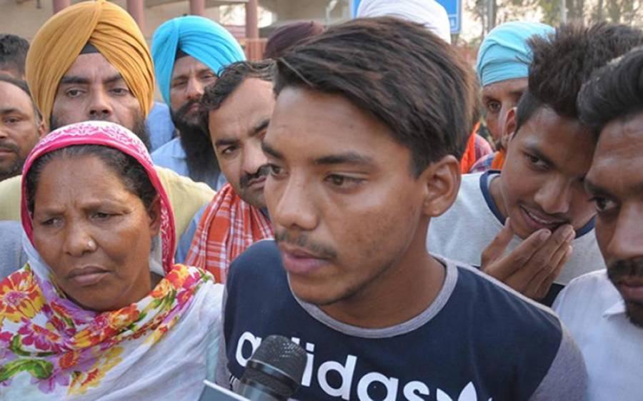 امرجیت سنگھ بھارت پہنچ گیا، پاکستان میں بہت اچھا سلوک ہوا: بھارتی سکھ یاتری