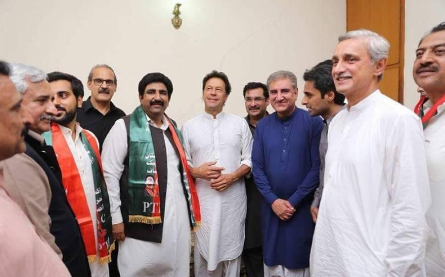 عمران خان نے ایک اور بڑی وکٹ گرادی ، سیاسی حلقوں میں کھلبلی مچا دی