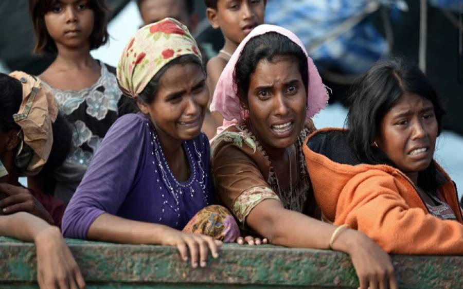 روہنگیا بحران مسلمانوں کی نسل کْشی قرار: او آئی سی