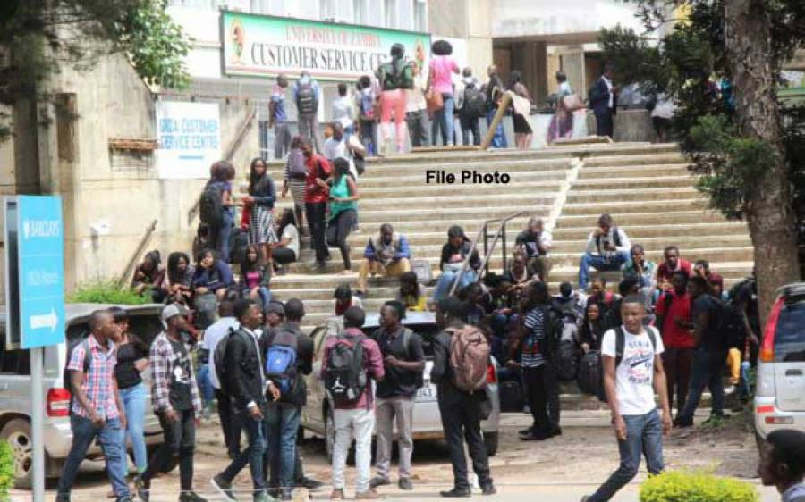لائبریری میں نیم برہنہ نہ آئیں،طلباء کا دھیان بٹ جاتا ہے:زیمبیایونیورسٹی