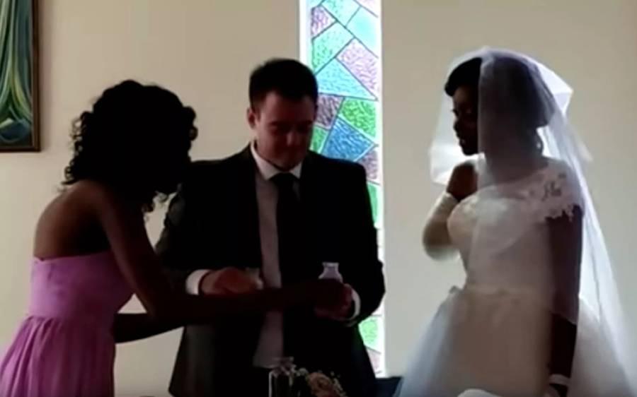 شادی سے 5 دن پہلے دلہن کے ساتھ ایسا واقعہ پیش آگیا کہ ہمیشہ کے لئے معذور ہوگئی، لیکن دولہے نے بہادری دکھاتے ہوئے زندگی بچالی، ایسا کیا واقعہ پیش آیا تھا؟ جانئے