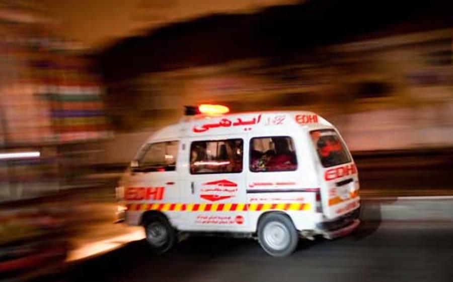 حسن ابدال کے قریب ٹریفک حادثہ، 5 افراد جاں بحق،متعددزخمی