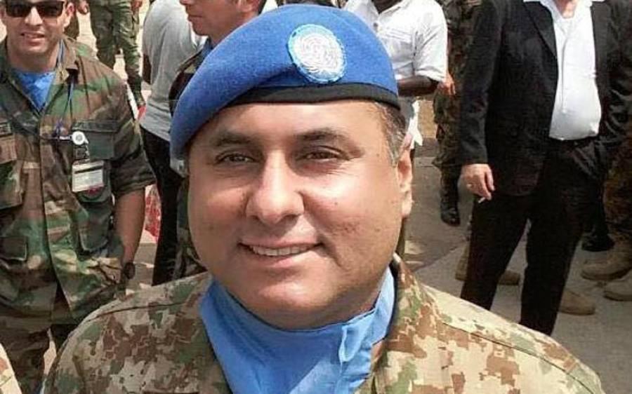 آپریشن ردالفساد،انتہائی مطلوب دہشت گرد ہلاک،کارروائی میں پاک فوج کے کرنل سہیل عابد بھی شہید ہوگئے :آئی ایس پی آر