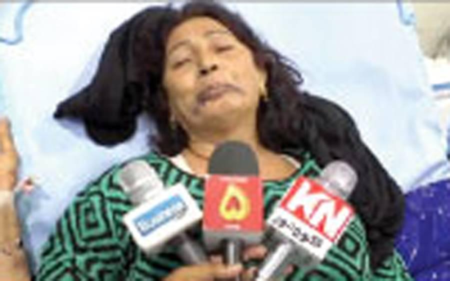 امانت مانگنا جرم بن گیا، بدبخت بیٹے کا ماں کے منہ میں پتھر ڈال کر بدترین تشدد