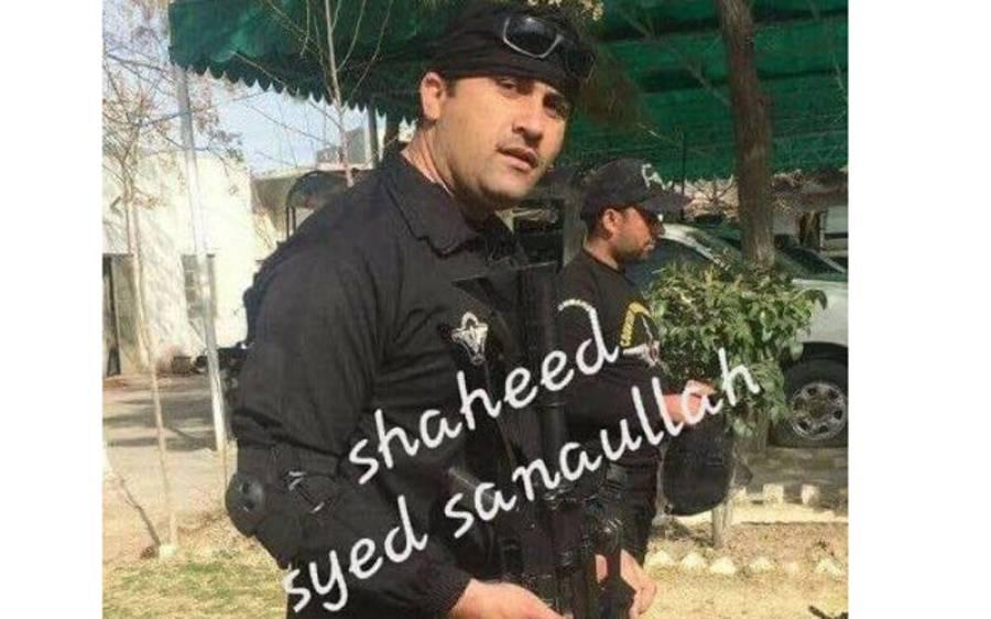 الماس کلی میں گزشتہ رات آپریشن میں زخمی ہونے ہیڈ کانسٹیبل جام شہادت نوش کرگئے:آئی ایس پی آر