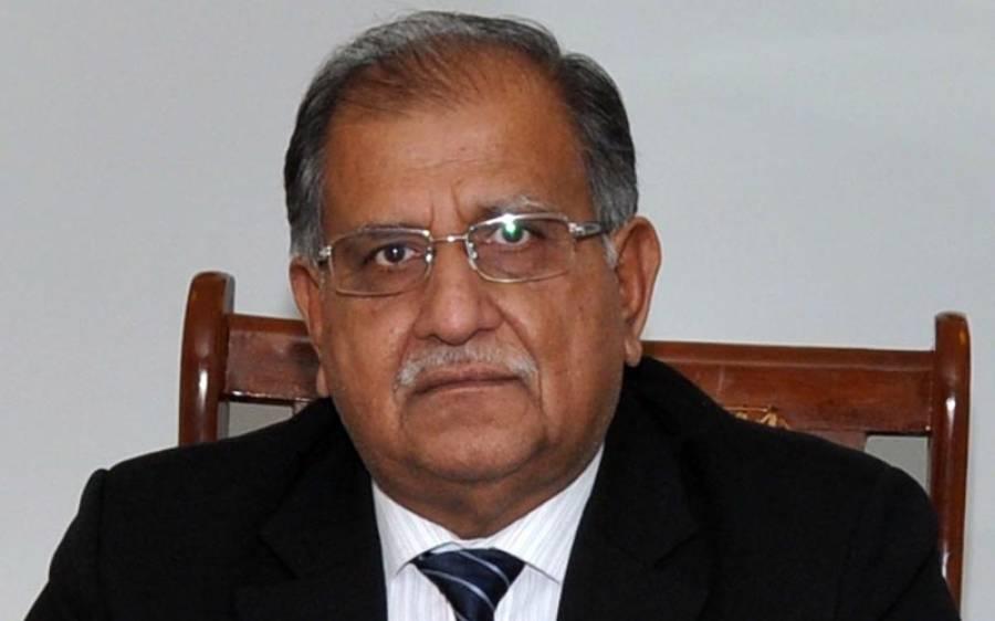 افواہیں دم توڑ گئیں ، ریاض پیرزادہ نے این اے 171سے (ن) لیگ کے ٹکٹ کیلئے درخواست دے دی