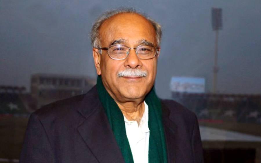"""پاکستانی ٹیم کے بعد نجم سیٹھی نے بھی پاکستانیوں کے دل """"فتح"""" کر لئے، برطانوی وزیراعظم سے ملاقات کے دوران وہ کام کر دیا کہ ہر پاکستانی انہیں داد دینے پر مجبور ہو گیا"""