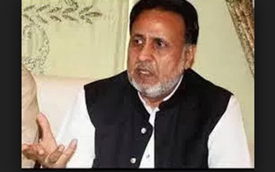 نواز شریف کے ناصر سعید کھوسہ کے حوالے سے بیان اور شدید عوامی رد عمل پر نام واپس لیا :میاں محمود الرشید