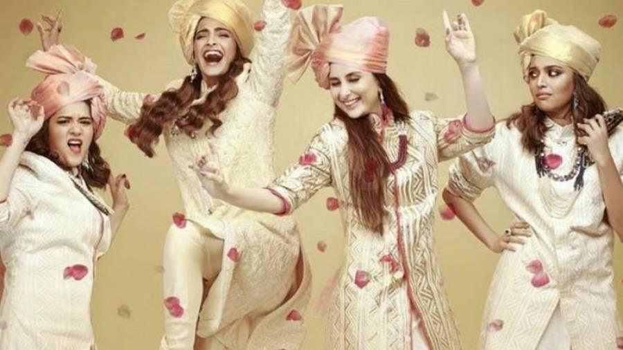 """"""" اس میں یہ شرمناک چیز موجود ہے""""پاکستان نے کرینہ اور سونم کپور کی نئی فلم پر پابندی لگادی"""