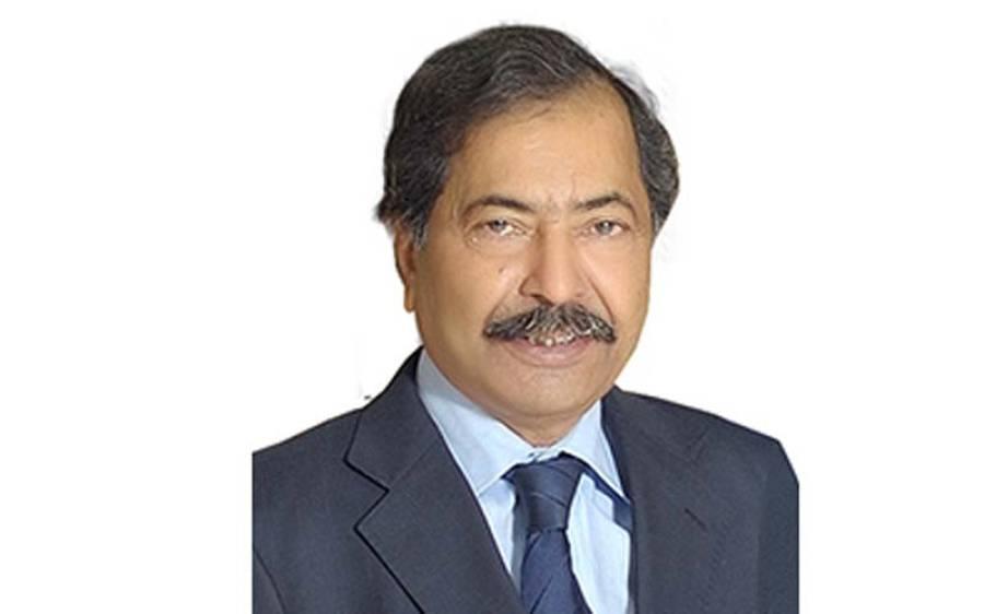 سابق چیف سیکرٹری فضل الرحمان کونگران وزیر اعلی سندھ نامز د کردیا گیا