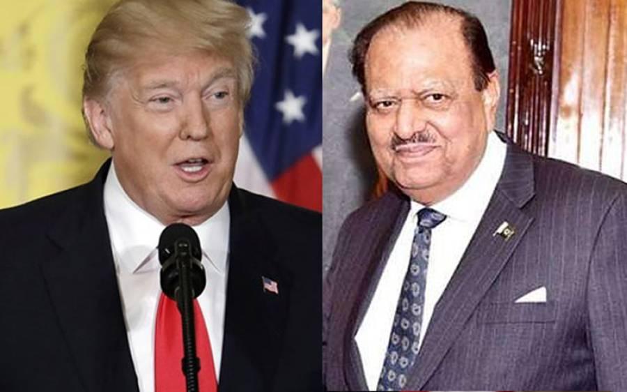 دھوکہ بازوں سے ممنون اور ٹرمپ کو محفوظ رکھنے کیلئے پاکستان، امریکا کے رابطے