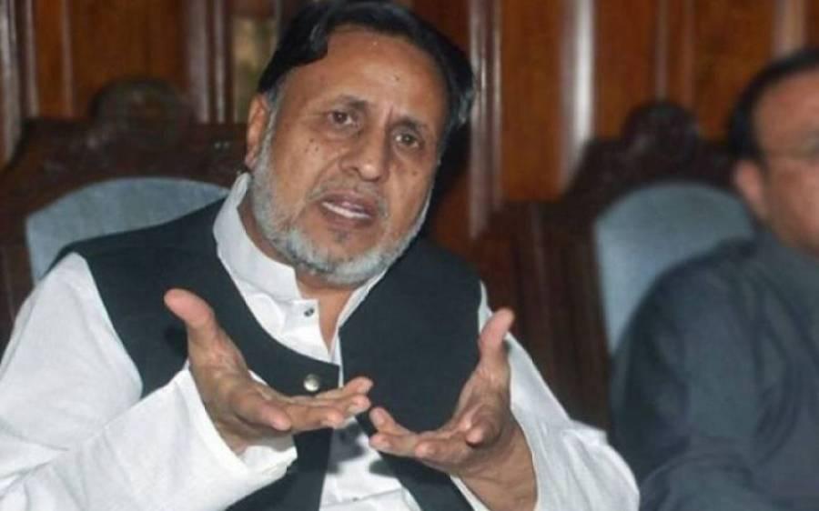 پاکستان تحریک انصاف نے نگران وزیراعلی پنجاب کے لئے اوریا مقبول جان اور یعقوب طاہر اظہار کے نام دے دیئے