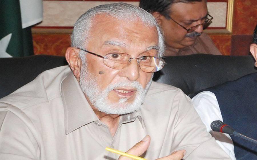 ایک اور وکٹ گر گئی،سینیئر لیگی رہنما ذوالفقارکھوسہ کا پاکستان تحریک انصاف میں شمولیت کا فیصلہ