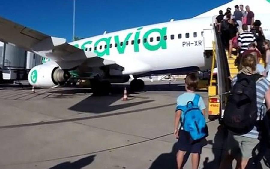 مسافر جہاز میں ایک مسافر ایسا آگیا کہ دیکھ کر پورا جہاز اُلٹیاں کرنے لگا، ہنگامی لینڈنگ کرنا پڑگئی، اس میں ایسا کیا تھا؟ جان کر آپ کو بھی اُلٹی آجائے