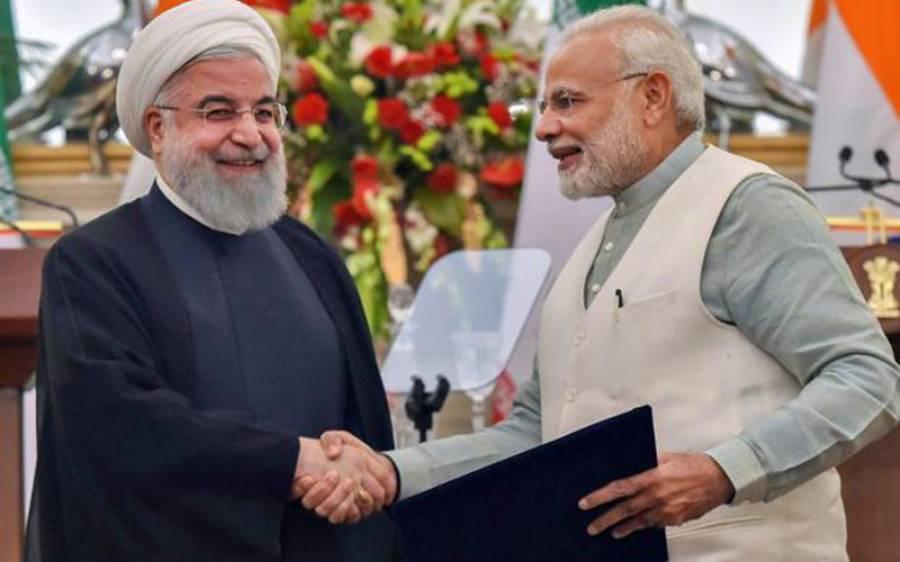 بھارت اور ایران نے مل کر وہ کام کردیا جس سے امریکہ کو سب سے زیادہ ڈر لگتا ہے، تہلکہ خیز خبر آگئی