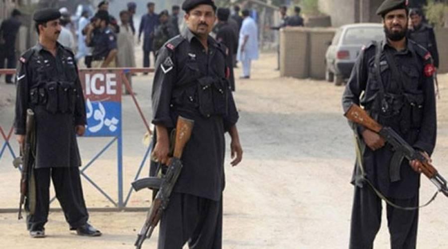 پشاور میں نامعلوم افراد کی فائرنگ سے پولیس اہلکار شہید