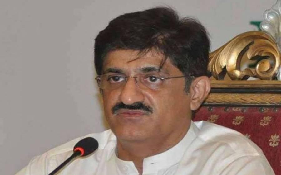سابق وزیراعلی سندھ مرا د علی شاہ نے21کروڑ مالیت سے زائد اثاثے ظاہر کر دیئے