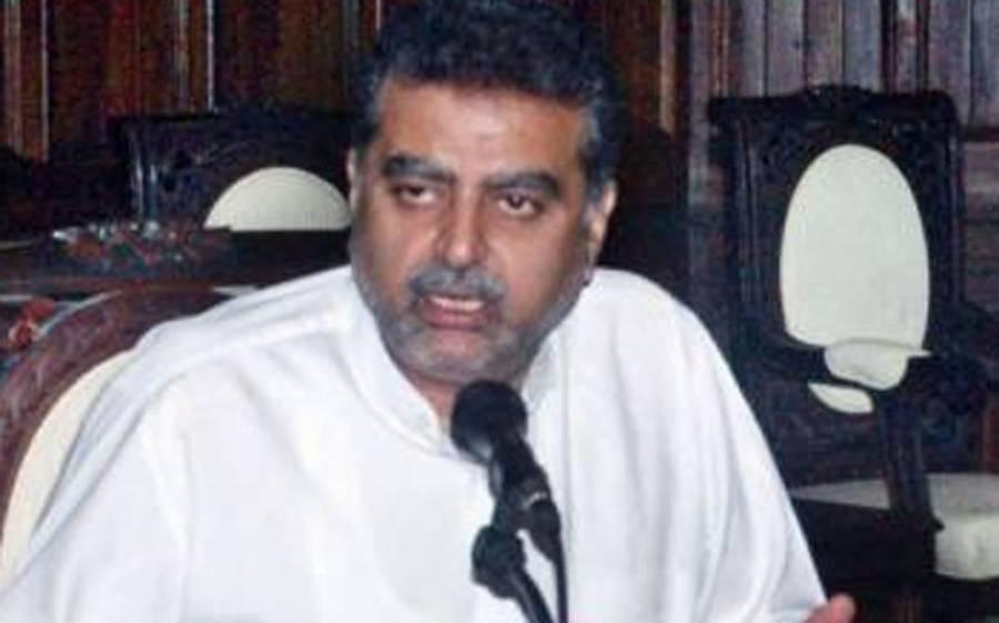 ایک گھٹیا شخص نے ٹکٹ کےلئے 10کروڑ روپے مانگے ، پرائیویٹ لمیٹڈ کمپنی کی مزید نوکر ی نہیں کر سکتا:زعیم قادری