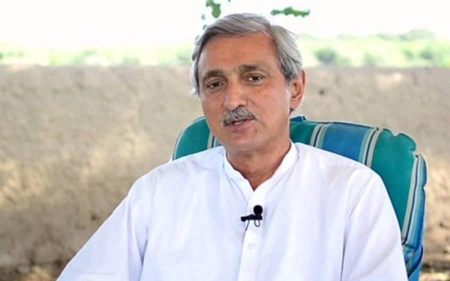 شاہ محمود قریشی سے کوئی اختلاف نہیں ہے: جہانگیر ترین