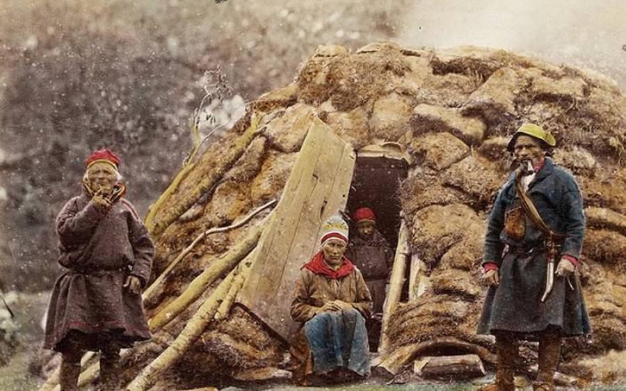 ناروے کا وحشی قبیلہ