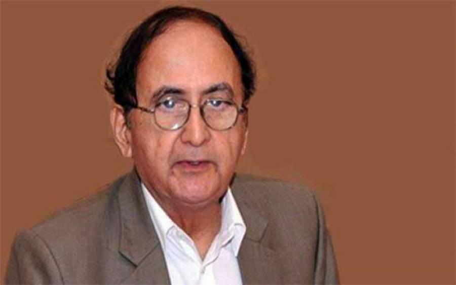 نگراں وزیراعلیٰ پنجاب ڈاکٹرحسن عسکری سے چیئرمین پیمراسلیم بیگ کی ملاقات