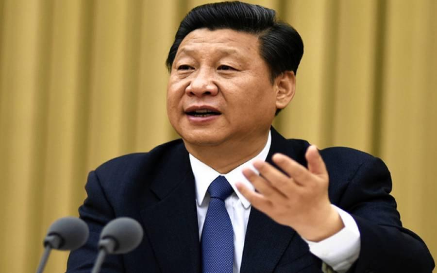 امریکہ نے تاریخ کی سب سے بڑی جنگ کا آغاز کردیا:چین