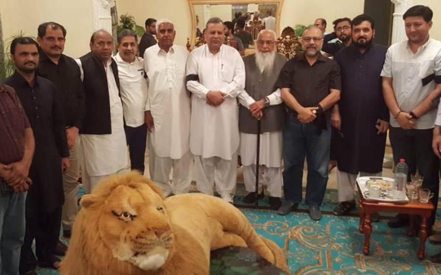 ''ووٹ کو عزت دو'' پاکستان مسلم لیگ ن متحدہ امارات نے نواز شریف کے خلاف دیا جانے والا فیصلہ مسترد کر دیا