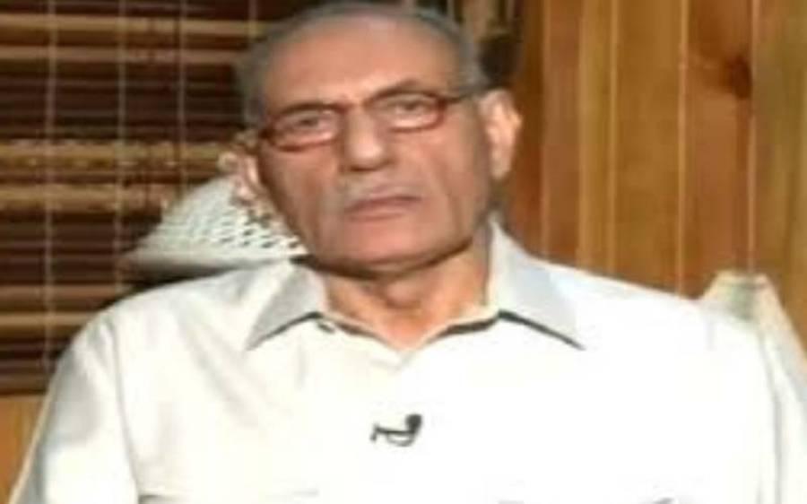 نواز شریف ایک جرم کے بعد دوسرا جرم کر رہے ہیں:دفاعی تجزیہ کار امجد شعیب