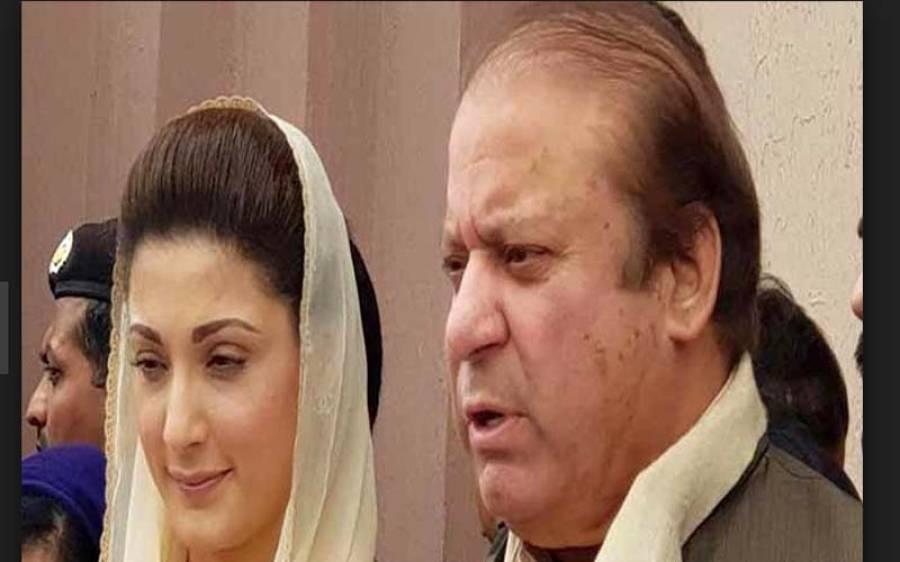 نیب ٹیم نواز شریف اور مریم نواز کوخصوصی طیارے میں لیکر اسلام آباد پہنچ گئی ، بذریعہ ہیلی کاپٹر اڈیالہ جیل منتقلی کا امکان