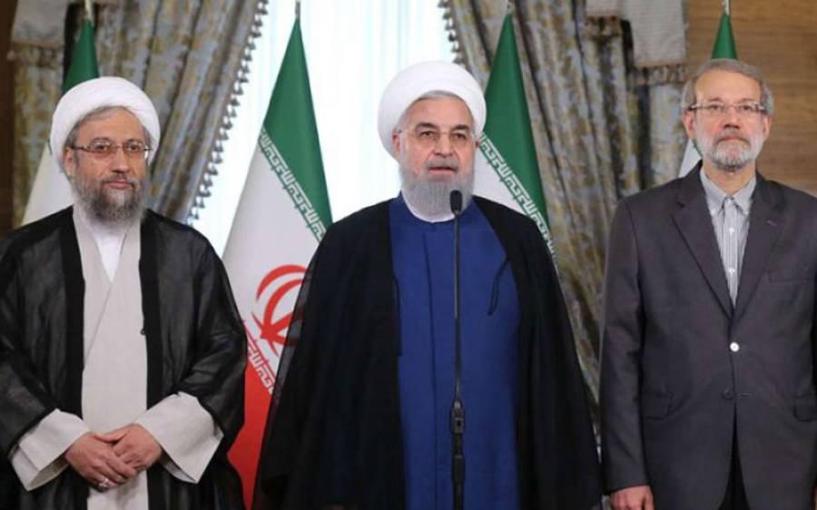 امریکا عالمی برادری میں شدید تنہائی کا شکار ہو چکا،بدلتے عالمی حالات میں ایرانی عوام کو کسی مشکل یا کمی کا سامنا نہیں کرنا پڑے گا:حسن روحانی