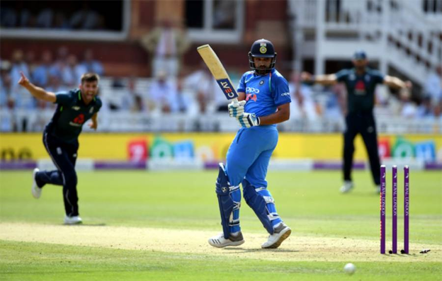 انگلینڈ نے دوسرے ون ڈے میں بھارت کو 86 رنز سے شکست دیکر سیریز 1-1 سے برابر کر دی