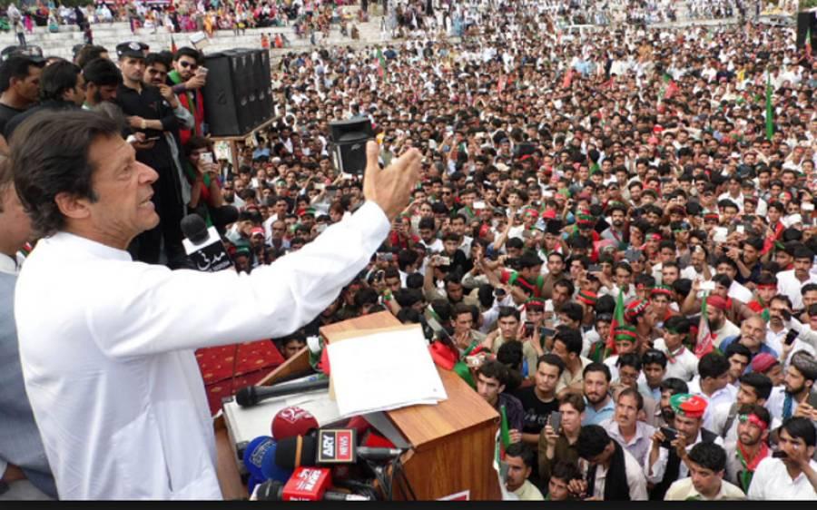 چھوٹے چور جیلوں میں اس لئے قید ہیں کہ انہوں نے بڑے ڈاکے نہیں مارے :عمران خان کی رانا ثنا ءاللہ پر سخت تنقید