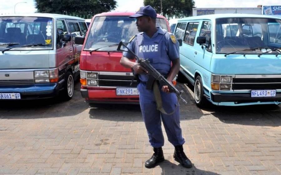 جنوبی افریقہ میں ٹیکسی مافیا کی جنگ، 11ڈرائیور ہلاک ، 4زخمی ہوگئے