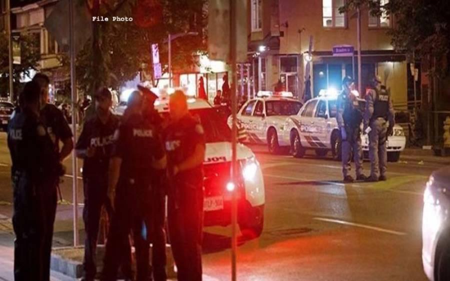 کینیڈامیں فائرنگ سے ایک خاتون ہلاک، حملہ آور نے بھی خود کشی کرلی