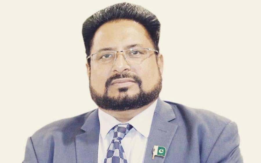 پاکستان بزنس سنٹر کویت کے ڈائریکٹر حافظ محمد شبیر کی عمران خاں کو قومی انتخابات میں جیت پر مبارکباد