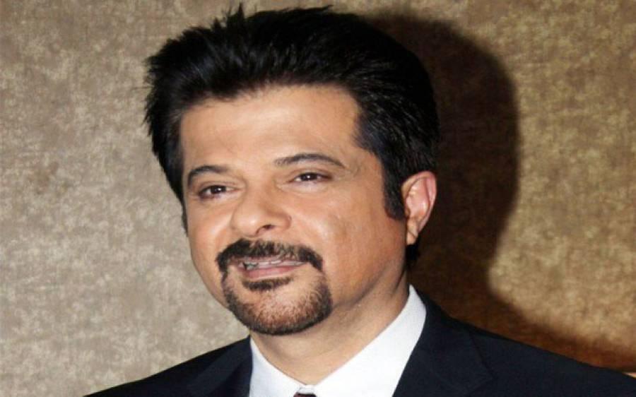 فلم''ریس تھری'' میں کام کرنے پر انیل کپور کو تنقید کا سامنا