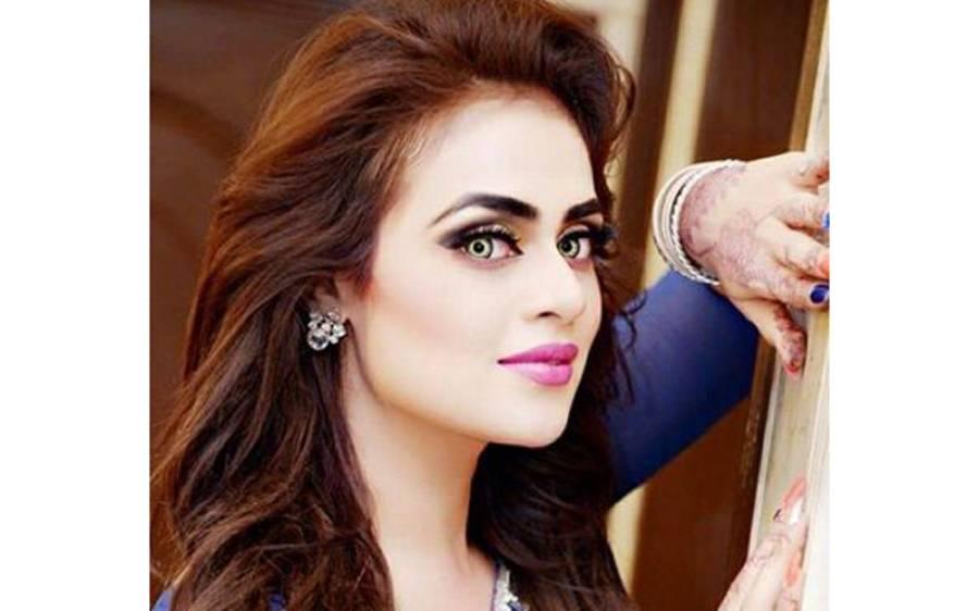 اداکارہ صوبیہ خان نے نکاح کے بعدنام صوبیہ عثمان رکھ لیا