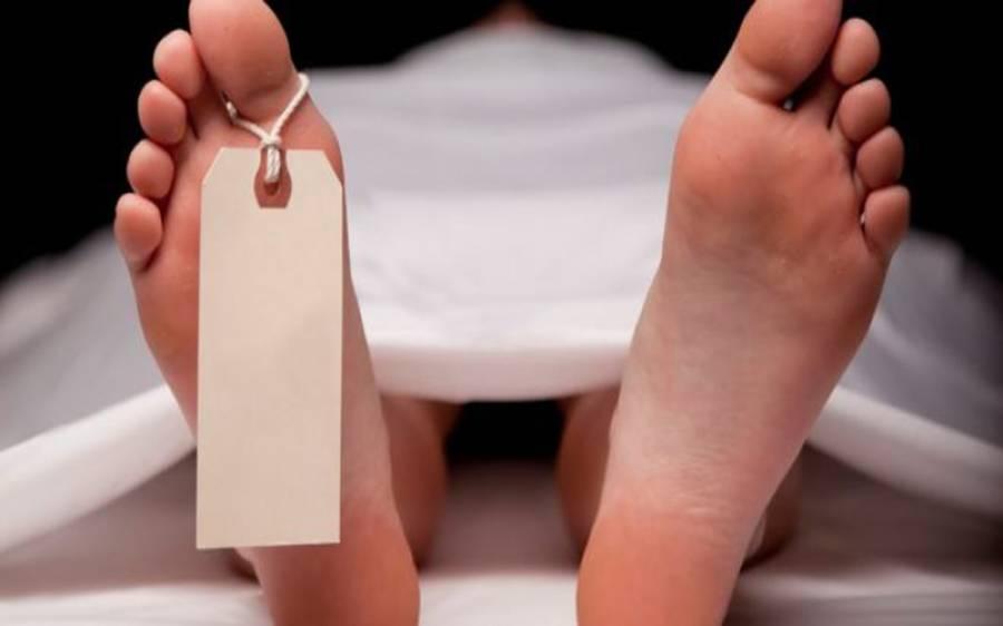 جوہرٹاون کے ایک گھر سے میاں بیوی اور 2بچوں کی لاشیں برآمد