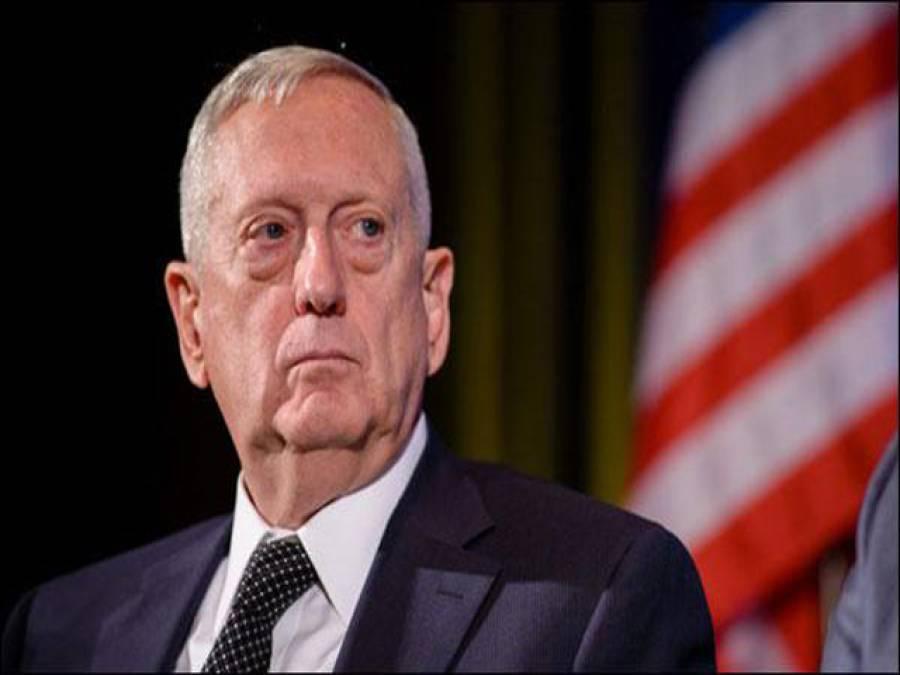 تمام ملکوں کے ساتھ ملاقاتوں میں ہمارے مشترکہ دشمن دہشت گرد ہوتے ہیں:امریکی وزیردفاع