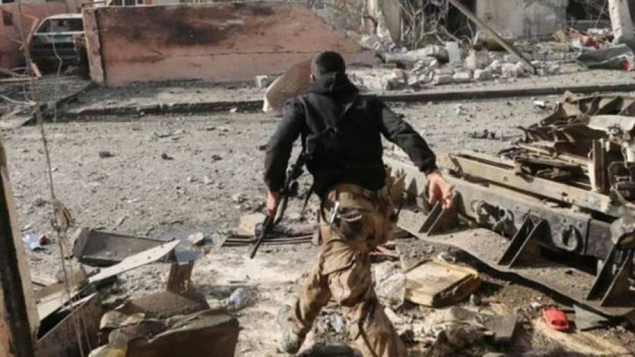 عراق :خود کش حملہ، دو پولیس اہلکار جاں بحق