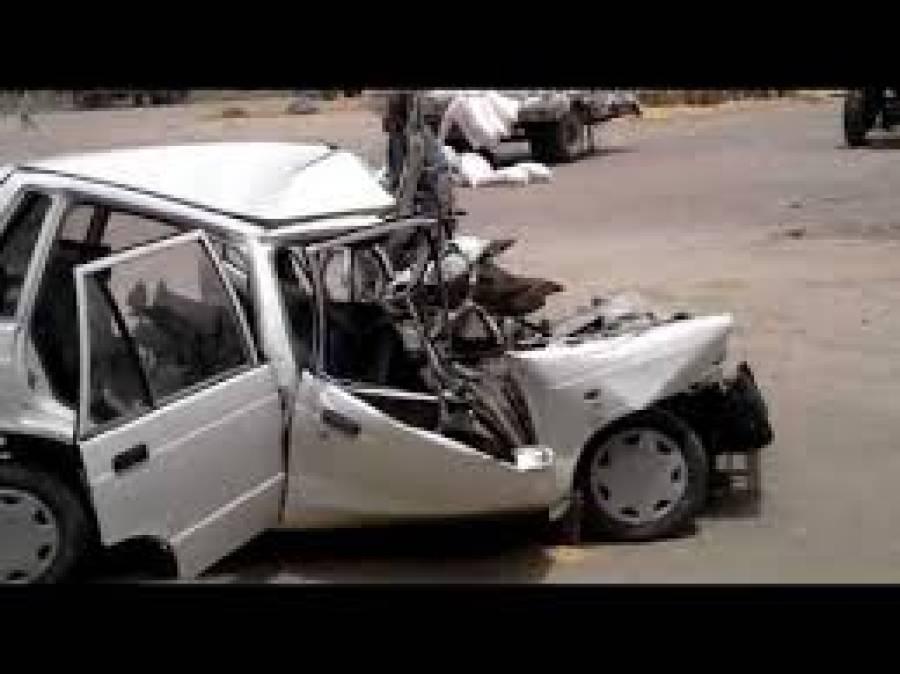 کو ئٹہ:کنٹینراور کار میں ٹکر کے نتیجہ میں2افراد جاں بحق ،3زخمی