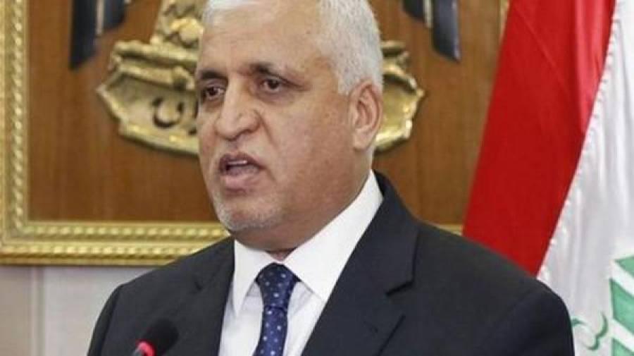 عراقی وزیراعظم نے پیرا ملٹری دستوں کے سربراہ کو برطرف کر دیا