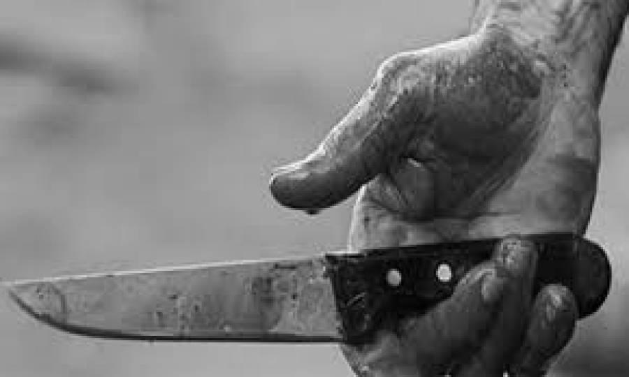 اوکاڑہ:دوران ڈکیتی دیہاتی نے چاقو کے وار سے ڈاکو مار دیا