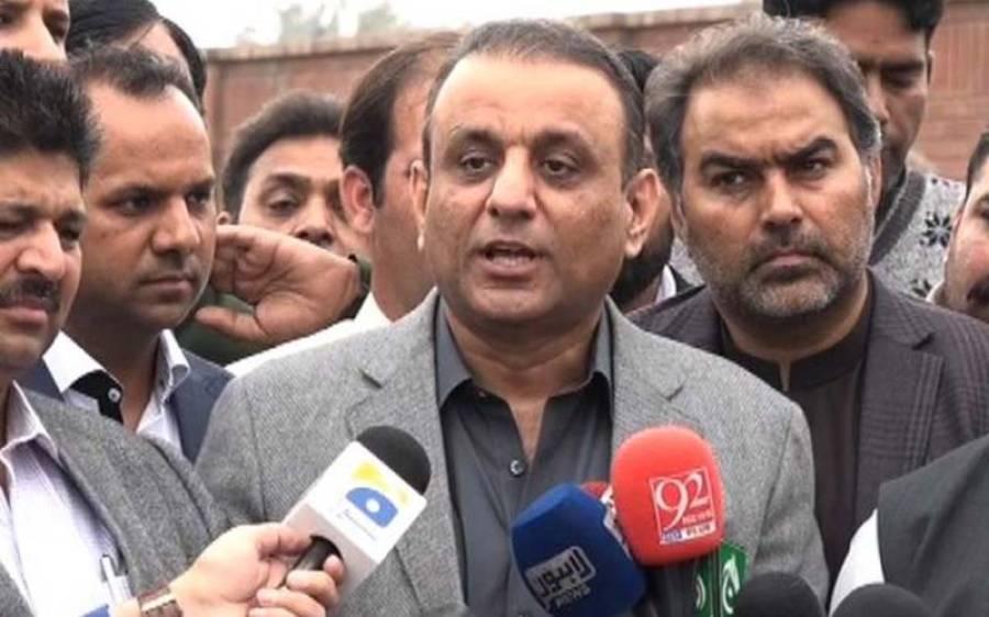 عبدالعلیم خان نے وزیر بلدیات کا عہدہ سنبھالتے ہی ن لیگ کو سب سے بڑا جھٹکا دیدیا ، سن کر شہبازشریف کے پیروں تلے بھی زمین نکل جائے گی