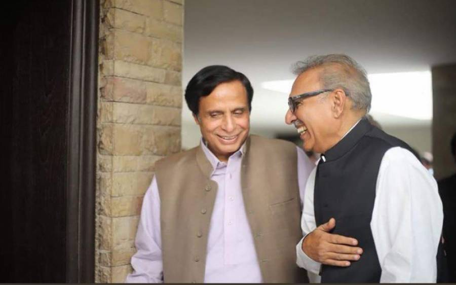 صدارتی انتخابات، مجھے مولانا فضل الرحمان کا فون آیا ، وہ ہنس رہے تھے اور میں ۔ ۔ ۔ سپیکر پنجاب اسمبلی چوہدری پرویز الٰہی نے انتہائی حیران کن انکشاف کردیا