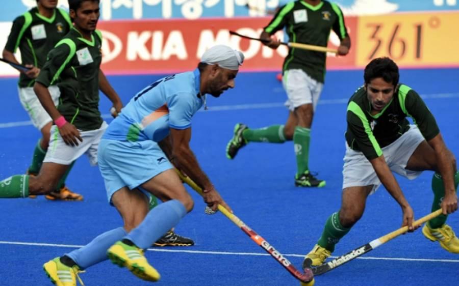 ایشین گیمز: ہاکی میں بھارت نے پاکستان کو شکست دے کر کانسی کا میڈل جیت لیا